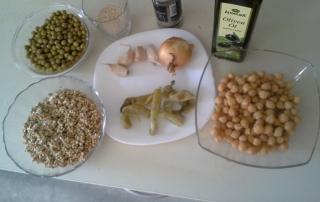 ajdova kasa z ciceriko sezamom in grahom (1)