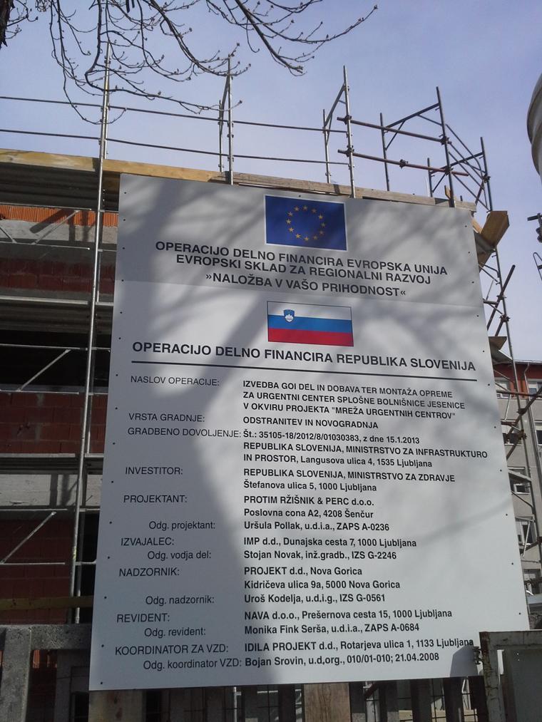 gradnja novega urgentnega centra sbj jesenice (2)