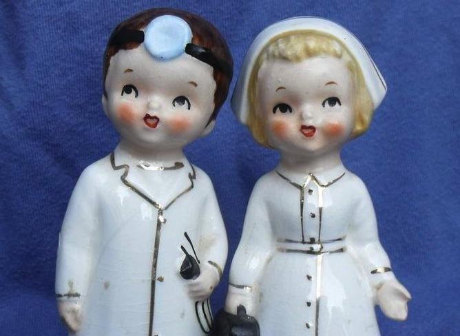 medicinske sestre in zdravniki