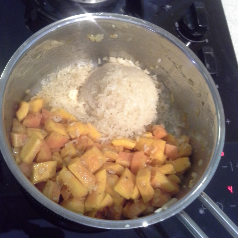 zdrava rizota z buco in grahom ter korenjem2