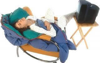 izgorelost in kronicna utrujenost