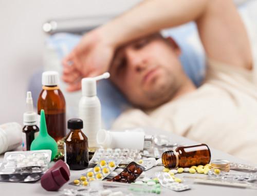 Zapleti pri gripi in prehladu