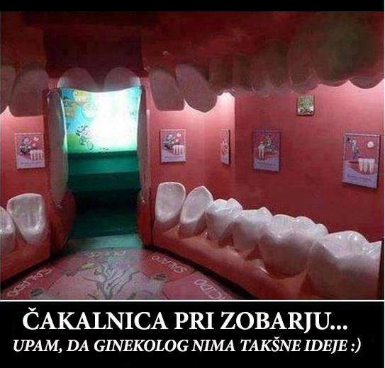 cakalnica zobar