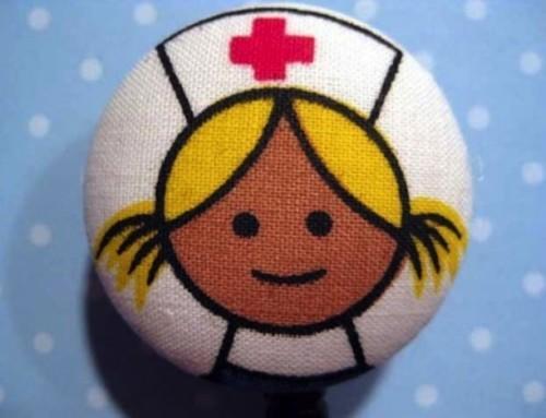 Poklon medicinske sestre v referenčni ambulanti