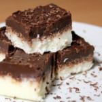 Kokosove-čokoladne rezine