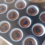Čokoladno sadni maffini