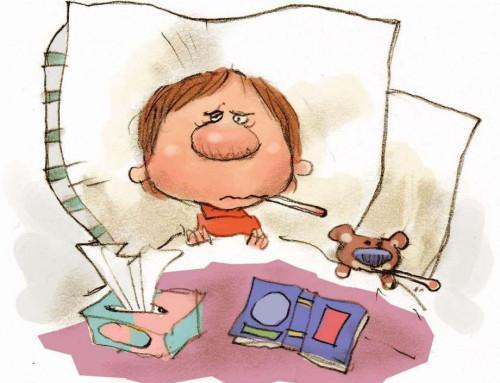 Gripa, preventiva pri gripi in sezonska gripna obolenja