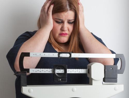 DEPRESIJA IN DEBELOST – bo zdravljenje mogoče z novo molekulo?