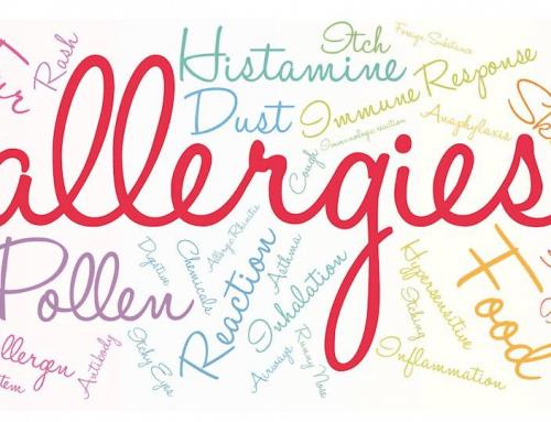 Alergije in intoleranca na hrano
