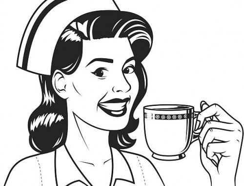 Medicinske sestre in kofetkanje